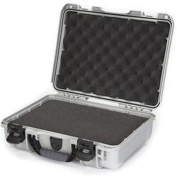 Nanuk 910 Case with Foam (Silver)