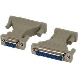 Tera Grand DB 9-Pin Female to DB 25-Pin Female AT Modem Molded Adapter