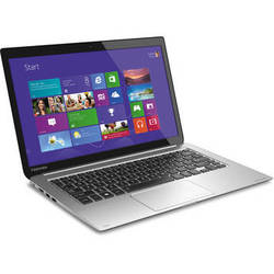 """Toshiba KIRAbook 13 i7S Touch 13.3"""" Multi-Touch Ultrabook Computer"""
