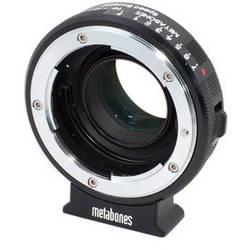 Metabones Nikon G Lens to Blackmagic 2.5k Cinema Camera with Micro-4/3 Mount Speed Booster