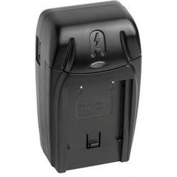 Watson Compact AC/DC Charger for LI-42B, LI-40B, NP-45, NP-45A or D-Li63 Battery