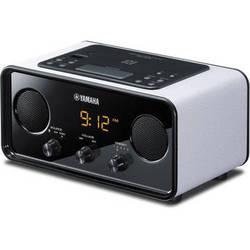 Yamaha TSX-B72 Desktop Audio System (White)