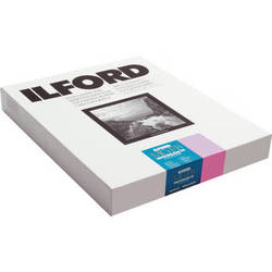 "Ilford Multigrade FB Cooltone Variable Contrast Paper (11 x 14"", 50 Sheets)"