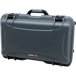 Nanuk Protective 935 Case with Padded Dividers (Graphite)