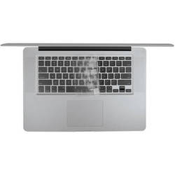 """EZQuest Invisible Keyboard Cover for MacBook, MacBook Air, and MacBook Pro (13"""" and larger)"""