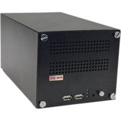 ACTi 16-Channel 4MP/10MP Standalone NVR
