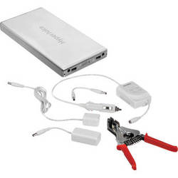 Sanho HyperJuice 1.5 External Battery with Magic Box Kit (150Wh, Silver)