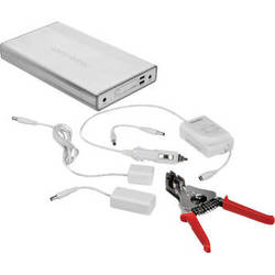 Sanho HyperJuice 1.5 External Battery with Magic Box Kit (222Wh, Silver)