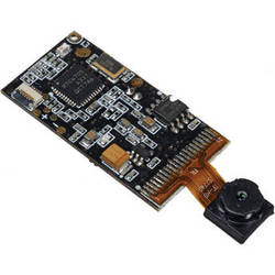 HUBSAN 5.8GHz Transmitter (TX) with Camera Module for X4 H107D Quadcopter