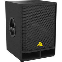 """Behringer EUROLIVE VQ1500D - Professional 15"""" Powered Subwoofer with Built-In Stereo Crossover"""