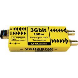 Lynx Technik AG yellobrik OTR 1810 3Gbit Single-Mode Fiber Optic/SDI Transceiver