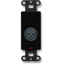 Multimedia Wall Plates & Installation Bo | B&H Photo Video on xlr speaker wiring, xlr socket wiring, xlr connector wiring, xlr pinout 1 4,