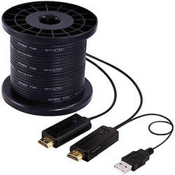 Tera Grand Fiber Optic HDMI Bulk Cable (165')