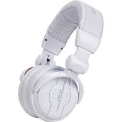 American Audio HP 550 Over-Ear DJ Headphones (Snow)