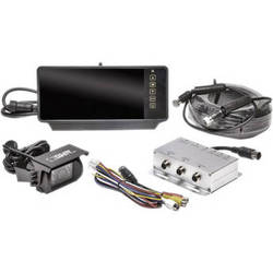 """Rear View Safety Rear View Backup Camera System with 7"""" Mirror Monitor"""