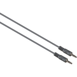 Kramer 3.5mm Male to 3.5mm Male Stereo Audio Cable (6')