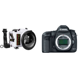 Nimar 3D Underwater Housing with Canon EOS 5D Mark III DSLR Camera Body Kit
