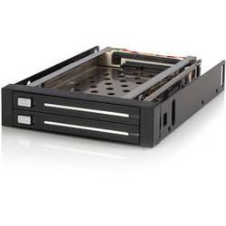 "StarTech 3.5"" SATA Hot-Swap Backplane Bay for Dual 2.5"" HDD"
