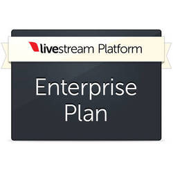 Livestream Livestream Enterprise Platform Plan (1-Year Subscription)