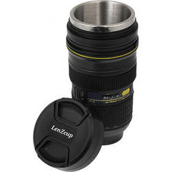 FotodioX LenZcup Replica Nikkor AF-S 24-70mm f/2.8G ED Lens Thermo Cup