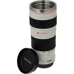 FotodioX LenZcup Replica Canon 70-200mm f/4L USM Lens Thermo Cup (White)