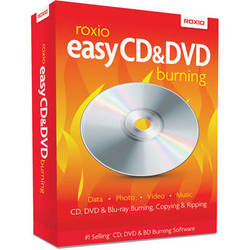 Roxio Roxio Easy CD and DVD Burning for Windows