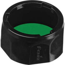 Fenix Flashlight Filter Adapter (Green)