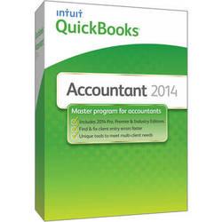 Intuit QuickBooks Accountant 2014 (VAD Version)