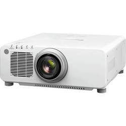 Panasonic PT-DZ870UW WUXGA 1-Chip DLP Projector (White)