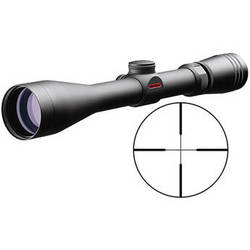 Redfield 3-9x40 Revolution Riflescope (4-Plex Reticle)