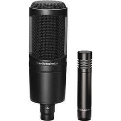 Audio-Technica AT2041SP Cardioid Condenser Studio Microphone Package