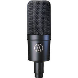 Audio-Technica AT4033/CL Cardioid Condenser Microphone with Shock Mount