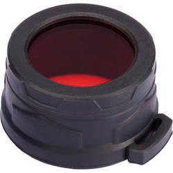 NITECORE Red Filter for 40mm Flashlight