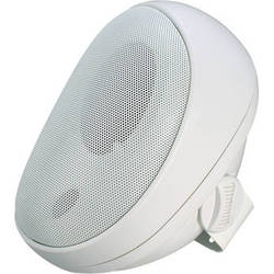 "Speco Technologies All-Weather Elite Series 4"" Speaker with Transformer (White)"