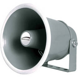 "Speco Technologies 6"" Weather-Resistant PA Horn Speaker (4 Ohms)"
