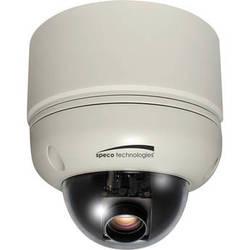 Speco Technologies HTSD12X Indoor/Outdoor PTZ Speed Dome ...