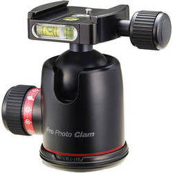 Photo Clam PRO 38NS Ball Head