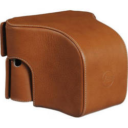Leica Ever-Ready Case for M Type 240 Digital Camera (Large, Cognac)