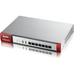 ZyXEL ZyWALL110 1 GbE SPI/300 Mb/s VPN Firewall with 7 GbE Ports