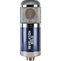 MXL Revelation Solo Fixed-Cardioid Pattern Tube Microphone