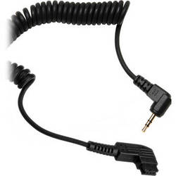 Impact PowerSync 3.5mm Camera Release Cable for Select Sony, Minolta Cameras