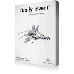 3D Systems Cubify Invent Software (License Code, English Version)