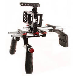 SHAPE Blackmagic Pocket Offset Shoulder Mount