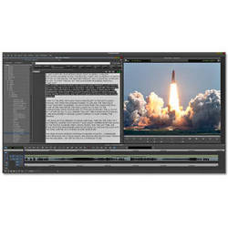 Avid Technologies NewsCutter 11 Editing Software for Windows with Dongle