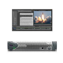 Avid Technologies NewsCutter 11 Editing Software and Nitris DX with AVC Intra-Option