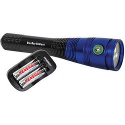 Fantasea Line BlueRay Radiant Underwater Video Light with Batteries
