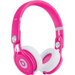 Beats by Dr. Dre Mixr - Lightweight DJ Headphones (Pink)