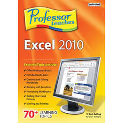 Individual Software Professor Teaches Excel 2010 (Download)