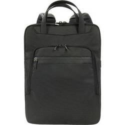 "Tucano Work_Out II Vertical Bag for 13"" Ultrabooks, MacBook Air, & MacBook Pro (Black)"