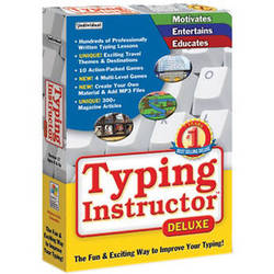 Individual Software Typing Instructor Deluxe 17.3 (Download)